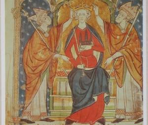 Coronation of Henry III