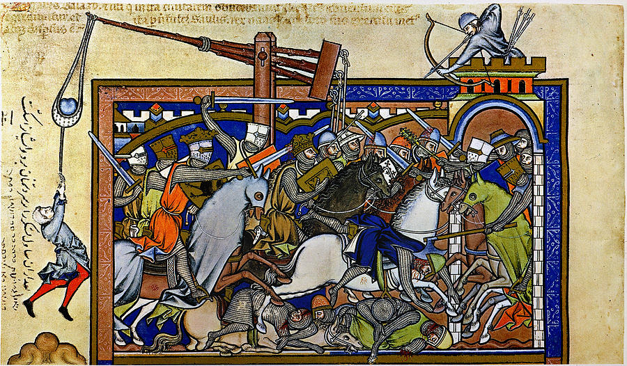 the crusaders were europes version of holy wars during the middle ages Generalists see crusades as any and all holy wars connected with the  were used during the crusades for  inspiration from the middle ages have become keystones.