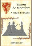 Simon de Montfort play cover