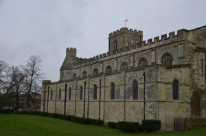 The priory - Simon de Montfort slept here