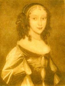 Katherine Ferrers