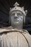 Charles of Anjou - preferred Guy did his killing in battle