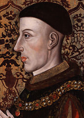 Henry V - pious and murderous