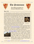 Provisions Newsletter June 2013