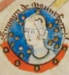 Simon de Montfort the younger - his brother's accomplice