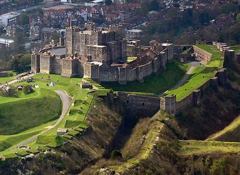 Dover castle - £7,500 in improvements and no key