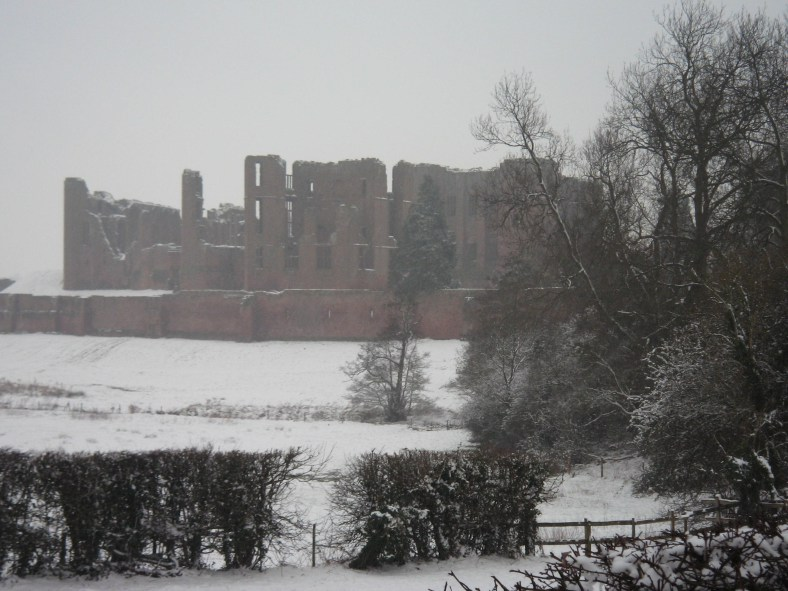 Kenilworth wintertime