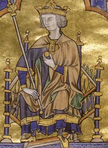 Louis IX , the errant peacemaker