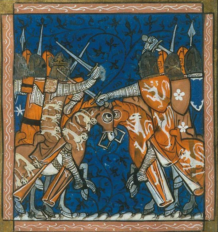 Battle of Lewes, 14 May 1264
