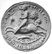 Simon de Montfort's seal
