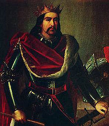 Peter II by Manuel Aguirre Monsalbe