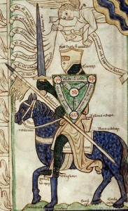 The medieval knight: from warrior class to political class